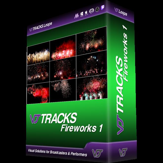 VJ Tracks Fireworks 1